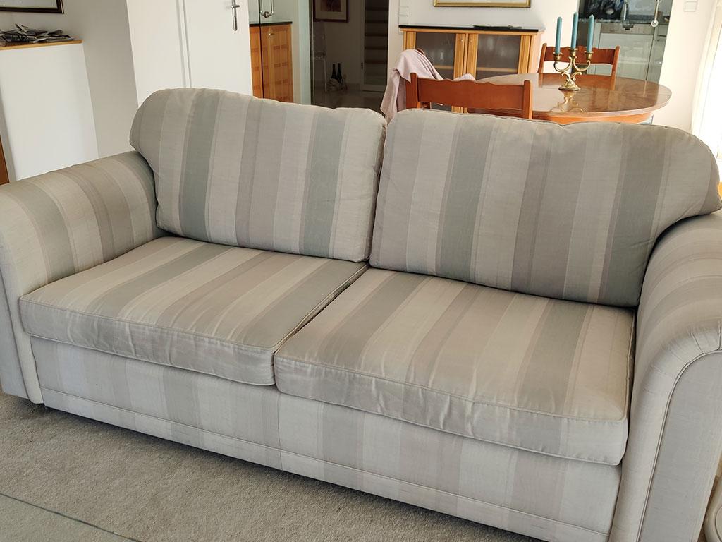 Wohnfühlung Sofa Vorher