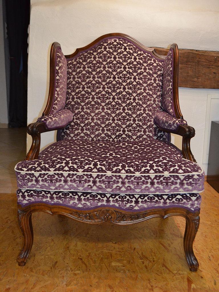 Wohnfühlung Stuhl Nachher