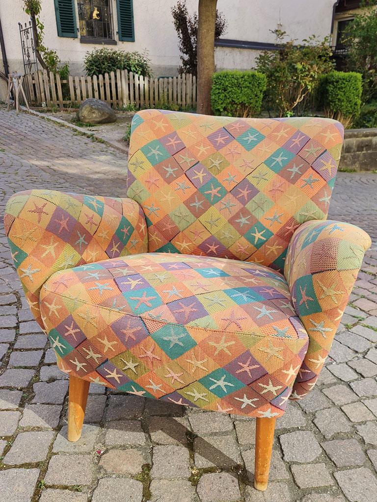 Wohnfühlung Sessel Vorher